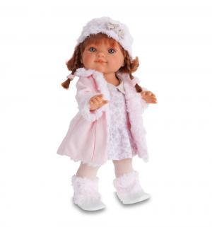 Кукла  Фермина рыжая Juan Antonio