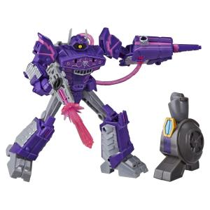 Трансформер  Кибервселенная Делюкс Shockwave 12 см Transformers