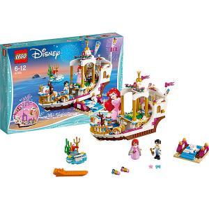Конструктор  Disney Princess 41153: Королевский Корабль Ариэль LEGO