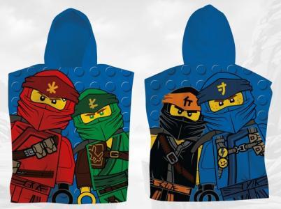 Пончо Ninjago Kick 50х55 см Lego
