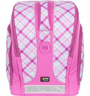 Ранец школьный  Lifestyle розовый Tiger