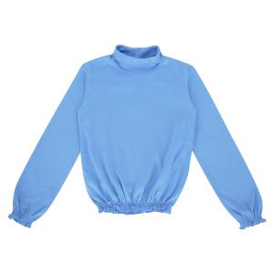 Водолазка , цвет: голубой Белый Слон