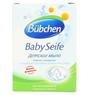 Мыло  Детское, 125 гр Bubchen