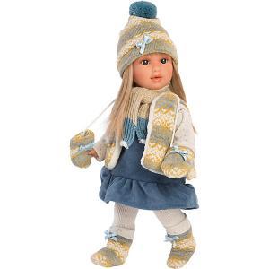 Кукла  Тина 40 см Llorens