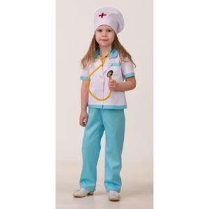 Карнавальный костюм Медсестра-2 Jeanees