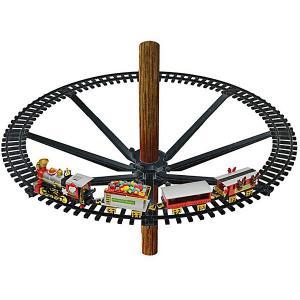 Поезд  для Рождественской Ёлки B&H. Цвет: разноцветный