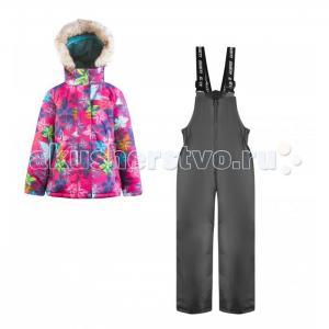 Комплект для девочки (куртка, полукомбинезон) GWG 5590 Gusti