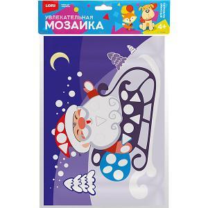 Набор для творчества Увлекательная мозаика Дедушка Мороз, А5 LORI