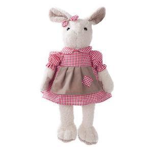 Мягкая игрушка  Зайка Мэри в красном, 23 см Angel Collection