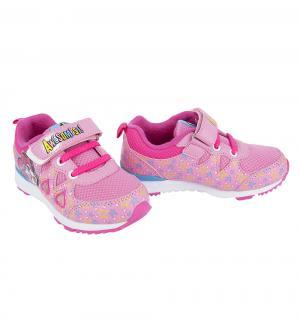 Кроссовки  My Little Pony, цвет: розовый Kakadu