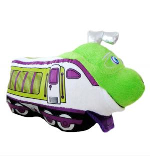 Мягкая игрушка  Chuggington Паровозик Коко 20 см Мульти-Пульти