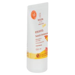 Крем  солнцезащитный для младенцев и детей SPF 50, 50 мл Weleda