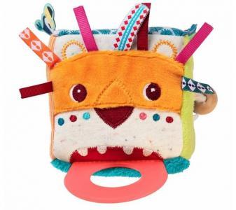 Развивающая игрушка  Мини-куб Лев Джек Lilliputiens