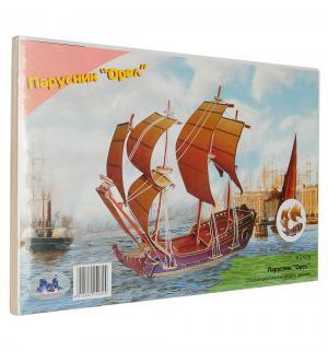 Сборная деревянная модель  Парусник Орел Wooden Toys