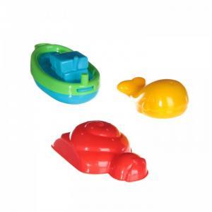 Игрушка для ванной Лодка, морская звезда, кит 5027 Fun Time