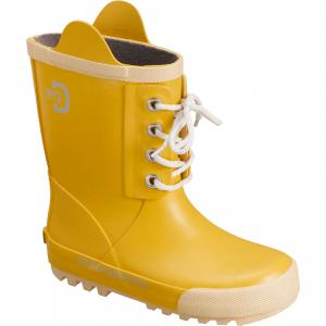 Резиновые сапоги SPLASHMAN  для мальчика DIDRIKSONS. Цвет: желтый
