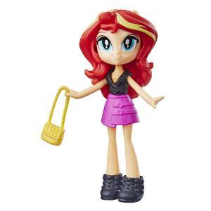 Игрушка  Девочки эквестрии Sunset Shimmer c нарядами My Little Pony