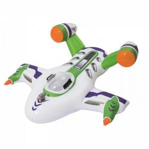 Игрушка для катания верхом с брызгалкой Самолёт Bestway