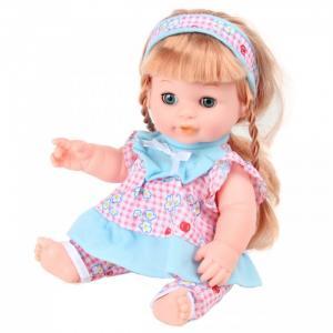 Кукла-Пупсик с длинными волосами озвучен 35 см 72293 Lisa Jane