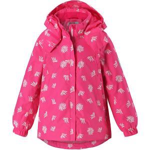 Демисезонная куртка  Bellis Reima. Цвет: розовый