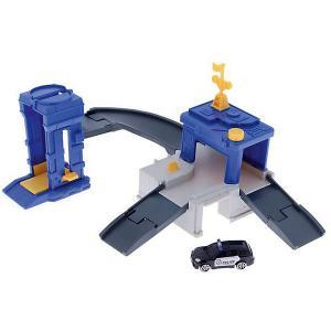 Игровой набор  Megapolis Полиция с машиной Autotime