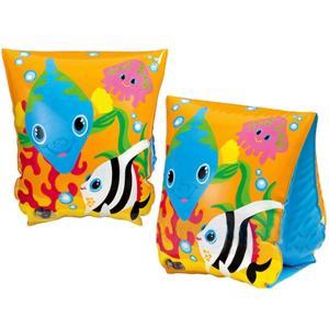 Надувные нарукавники  Рыбки 23 х 15 см. Intex
