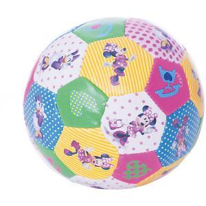 Мяч мягкий , 10 см, Минни Fresh Trend