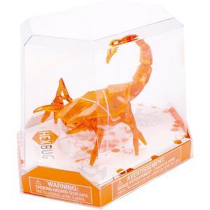 Микроробот HexBug Скорпион, оранжевый. Цвет: оранжевый