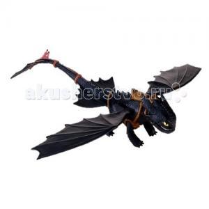 Игрушка Большой дракон Беззубик дышит огнем Dragons