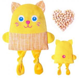 Мягкая игрушка  Доктор Мякиш Кот кроха 10 см Мякиши