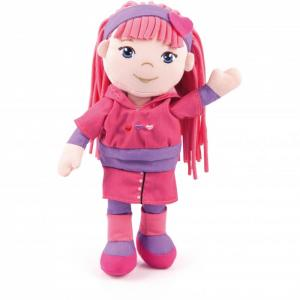 Тряпичная кукла Мила 30 см Bayer