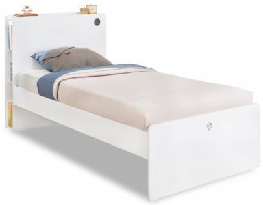 Подростковая кровать  White 200х100 см Cilek
