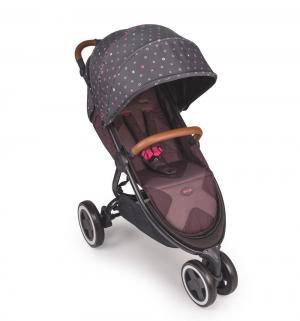 Прогулочная коляска  Wylsa, цвет: bordo Happy Baby