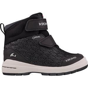 Ботинки Viking Hero GTX. Цвет: черный