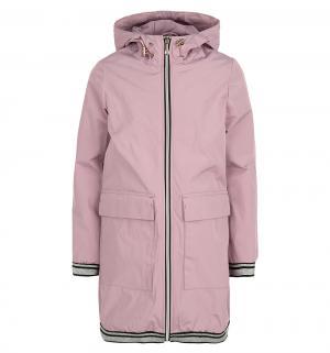 Ветровка  Мона, цвет: розовый/серый Аврора