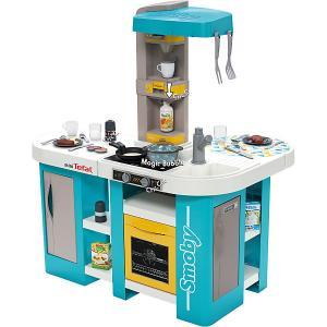 Кухня электронная  Tefal Studio XL Smoby. Цвет: atlantikblau