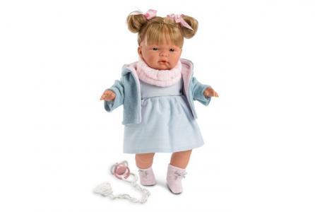 Кукла Жоэлле 38 см со звуком Llorens