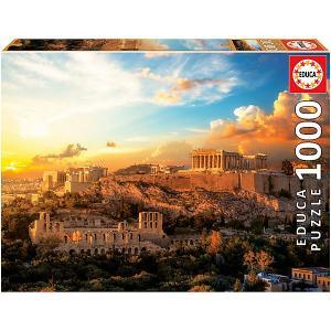 Пазл  Афинский Акрополь, 1000 элементов Educa