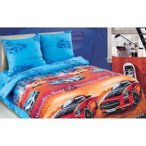 Комплект постельного белья  Фаворит, цвет: белый 4 предмета Артпостель