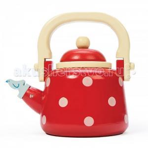 Деревянная игрушка  Игрушечная посуда Чайник LeToyVan