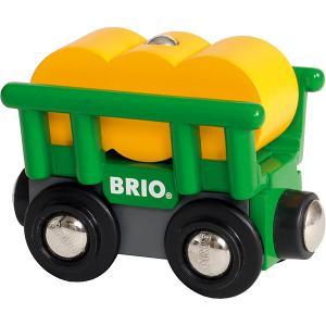 Игровой набор Brio Вагончик с сеном