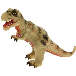 Игровая фигурка  Рассказы о животных Динозавр тиранозавр, озвученная Играем вместе