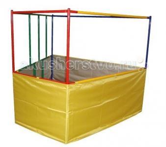 Защитная стенка большая для детского спортивного комплекса Стандарт и Люкс Ранний старт