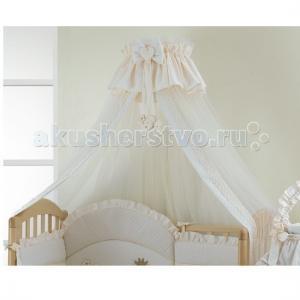 Балдахин для кроватки  Real Bears с держателем Roman Baby