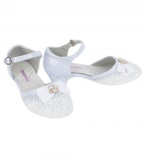 Туфли , цвет: фиолетовый Канарейка