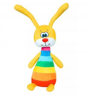Мягкая игрушка  Радужный зайка 51 см СмолТойс