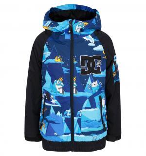 Куртка , цвет: синий DC Shoes