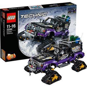 Technic 42069: Экстремальные приключения LEGO