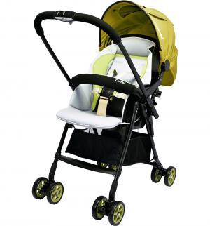 Прогулочная коляска  Well Comfort, цвет: зеленый Combi