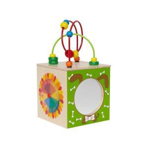 Деревянная игрушка  Активный куб-лабиринт Е1802 Hape